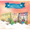 Coleção Folha Reis Príncipes E Princesas 25 Livros (opção com BOX e Livreto)